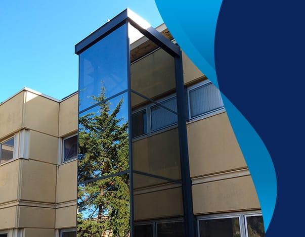 SAMIS ascensori, installazione, progettazione e manutenzione ascensori e piattaforme elevatrici per abbattere le barriere architettoniche.
