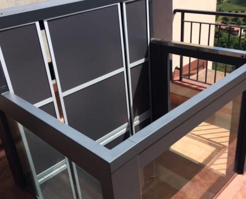 Piattaforme elevatrici e homelift per edifici residenziali
