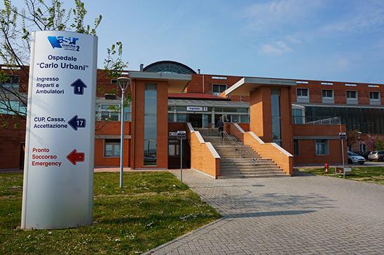 Ospedale Carlo Urbani